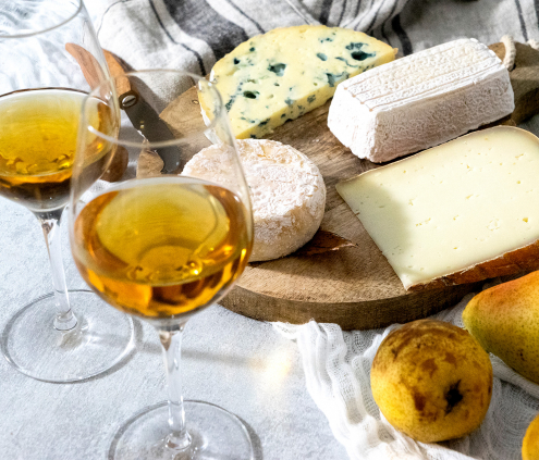 fromage vin cerons